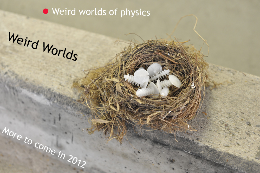 (c) 2011 Christian Gapp, weird worlds 2011